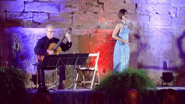 El Castell de la Floresta acull el concert 'Cordes de dona' en el marc del 8è Garrigues Guitar Festival