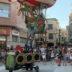 Comença la FM de Juneda, amb la inauguració de les exposicions, el pregó, la xulla, el correfoc i la Nit Jove