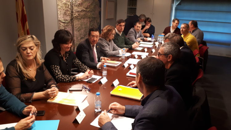 La Generalitat ha rebut sol·licituds de subvencions per a la compensació de danys dels aiguats en equipaments públics a Lleida valorades en 5,1 milions d'euros