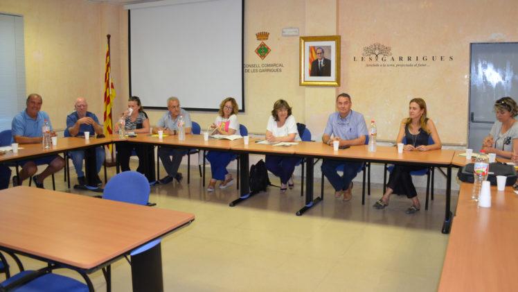 Les Garrigues recull més de 630 signatures en contra del projecte de gasificació de compostos derivats de residus de Tracjusa