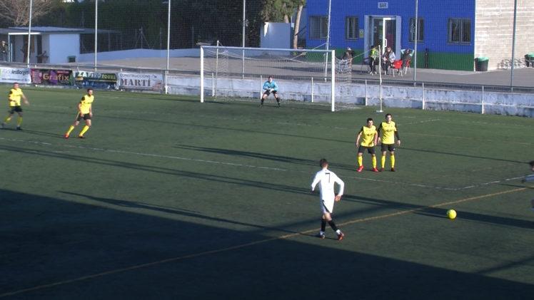 Crònica FC Borges – CF Balaguer (3-0)