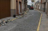 Les obres del carrer la Placeta de les Borges es van iniciar dimarts
