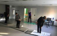 La primera sessió del Grup d'Activitat Física 2018, com a part del tractament oncològic, al CAP de les Borges Blanques2