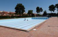 Tasques de millora a les piscines municipals de les Borges_1