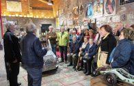 Un grup de turistes de Cerdanyola visita el Museu de Cal Pauet2