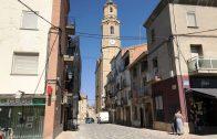 El carrer Santa Vedruna de les Borges amb els treballs d'arranjament finalitzats2