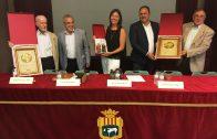 Lliurament dels premis Olivera d'Or i Borgenc de l'any 2016.