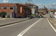 Imatge actual de l'Avinguda Francesc Macià de les Borges