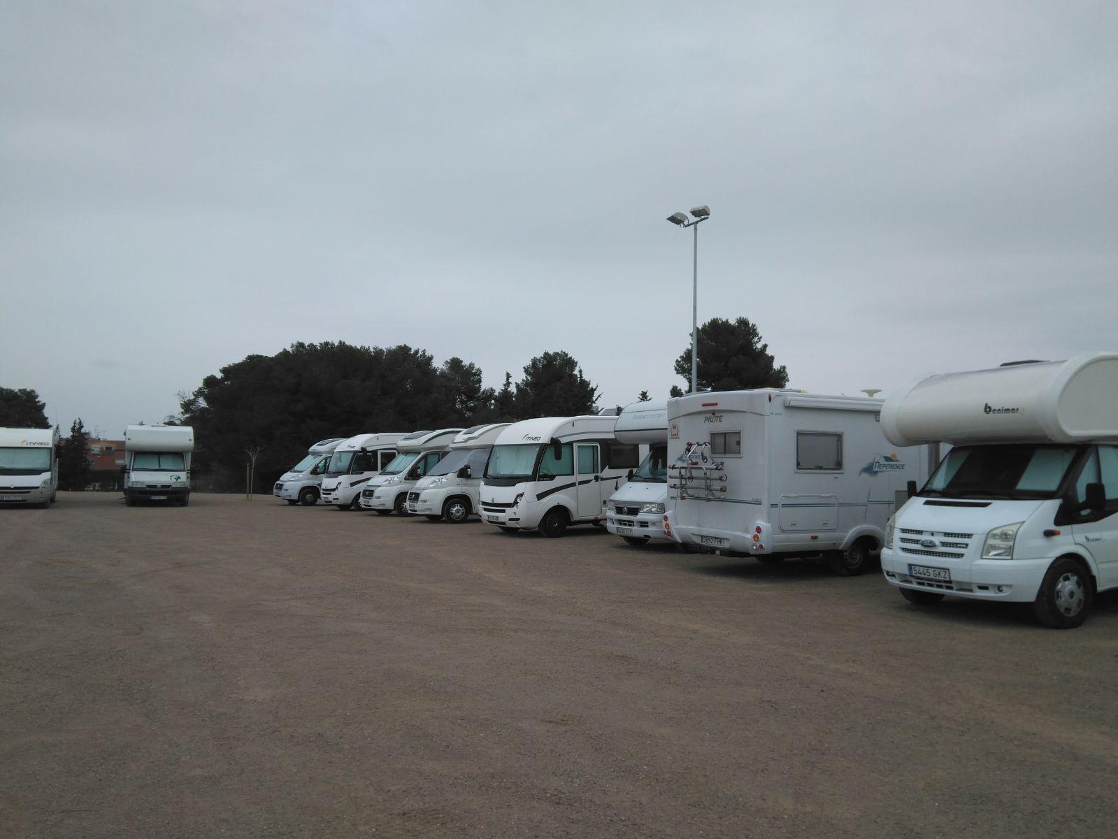 Les Borges adjudica els treballs de millora de l'aparcament d'autocaravanes
