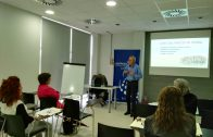 Conferència sobre estratègies empresarials al CEI de les Borges