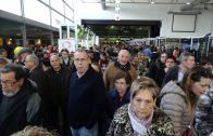 El públic torna a omplir els pavellons de la 55a Fira de l'Oli i les Garrigues en la darrera jornada