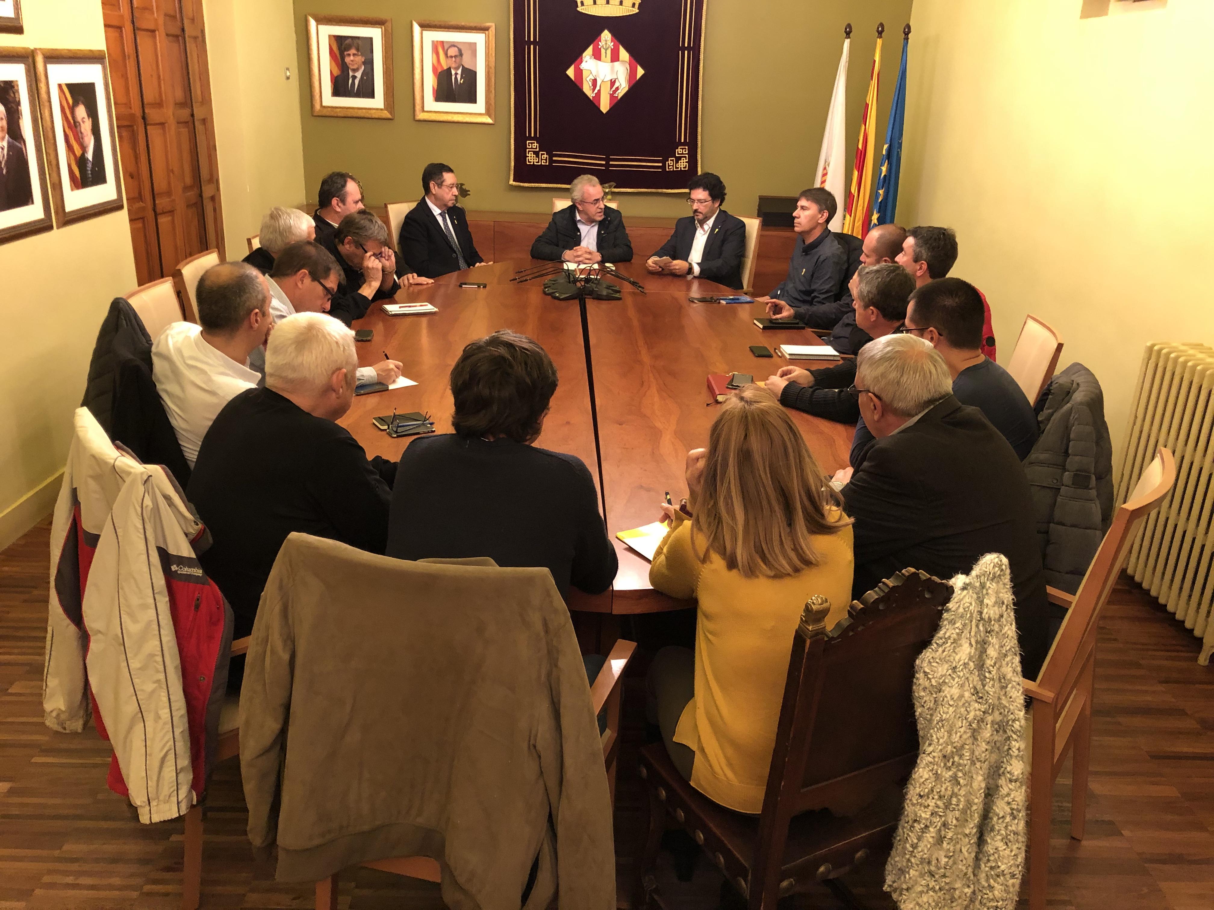 Enric Mir proposa una reunió de la plataforma 'Prou Morts a l'N-240' amb els nous responsables de Foment