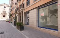 Local en lloguer situat al carrer Nou de les Borges Blanques