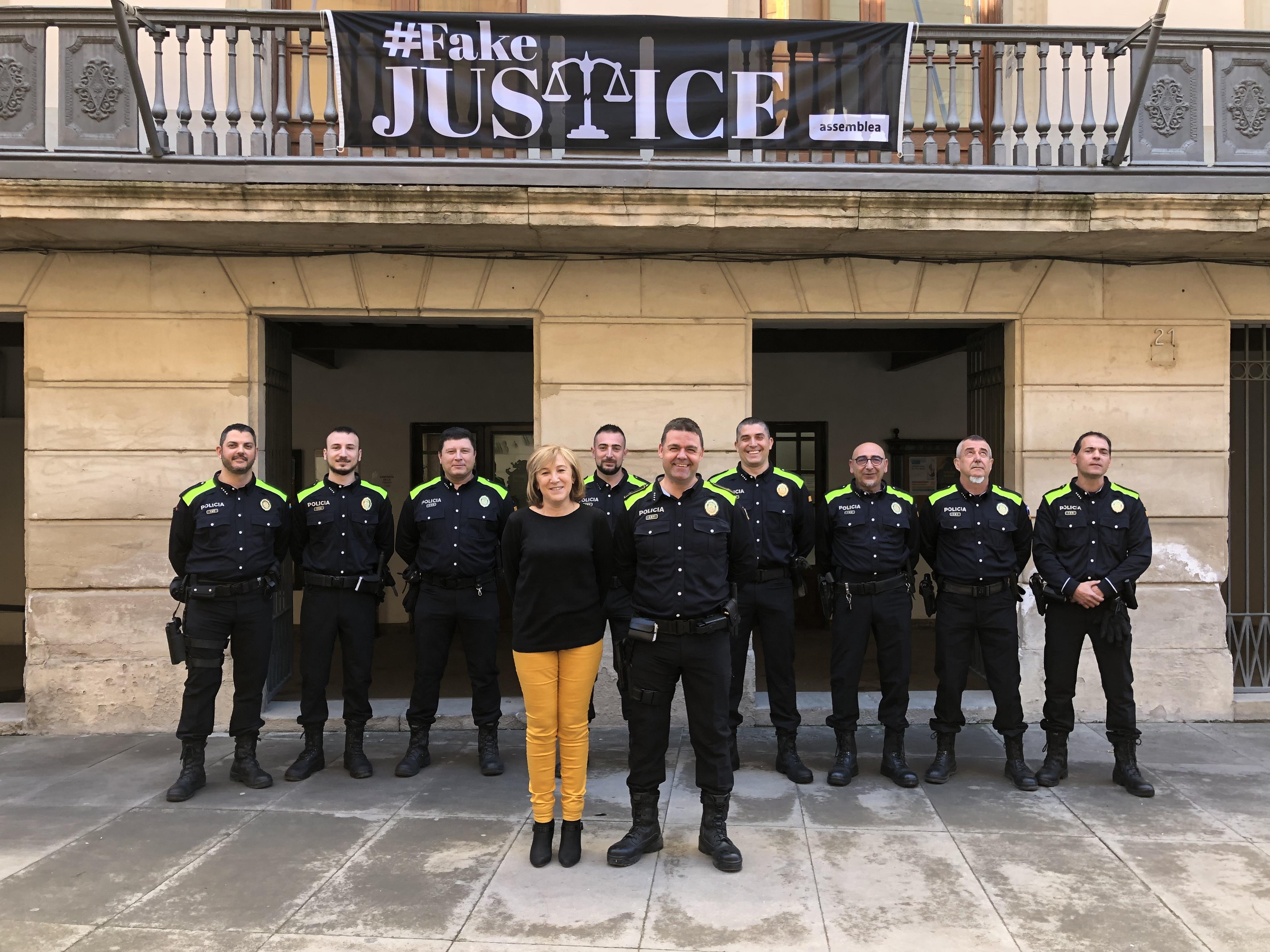 L'Ajuntament de les Borges convoca tres places d'agent de la Policia Local i una de cap de neteja viària