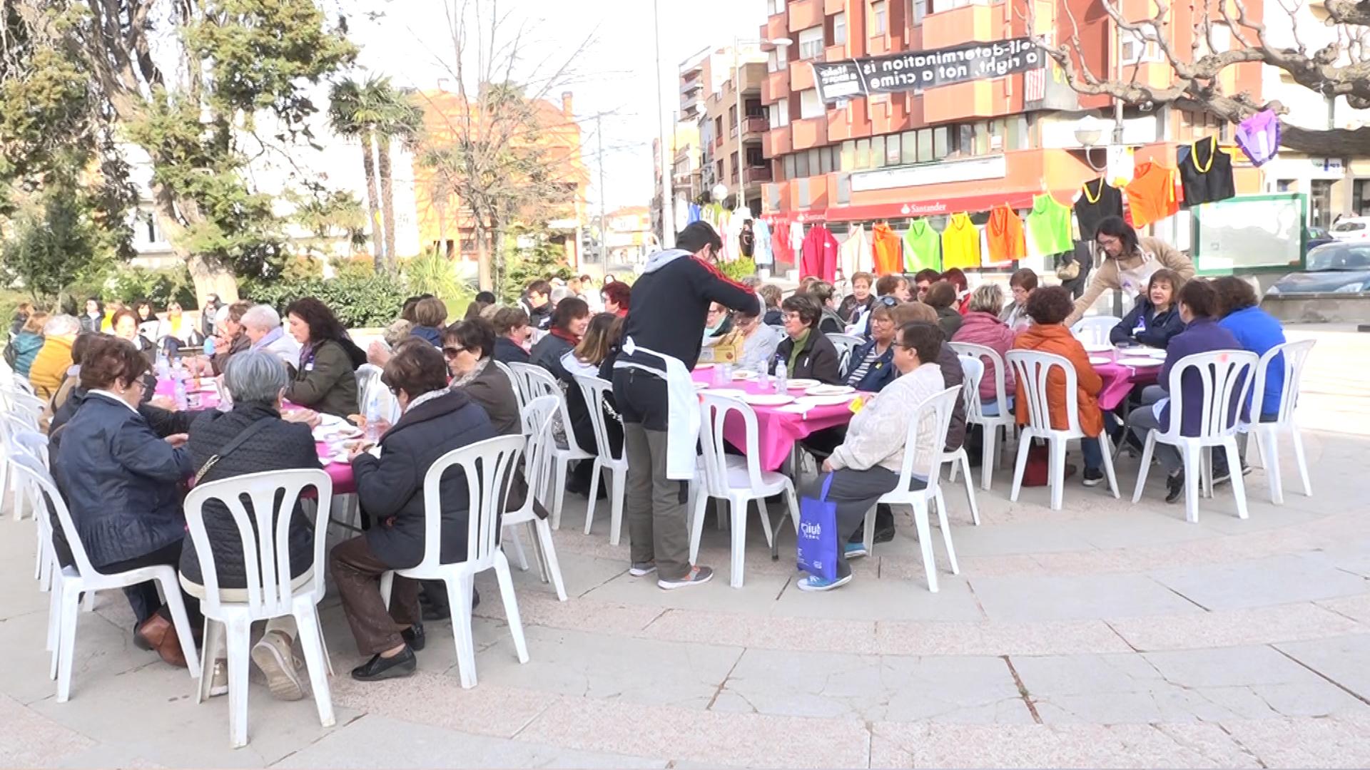Les Borges celebra el Dia Internacional de la Dona amb una quinzena d'activitats