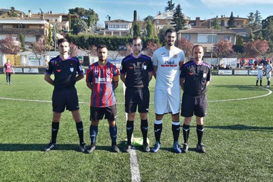 Crònica UE Tàrrega (2)- FC Borges (1)