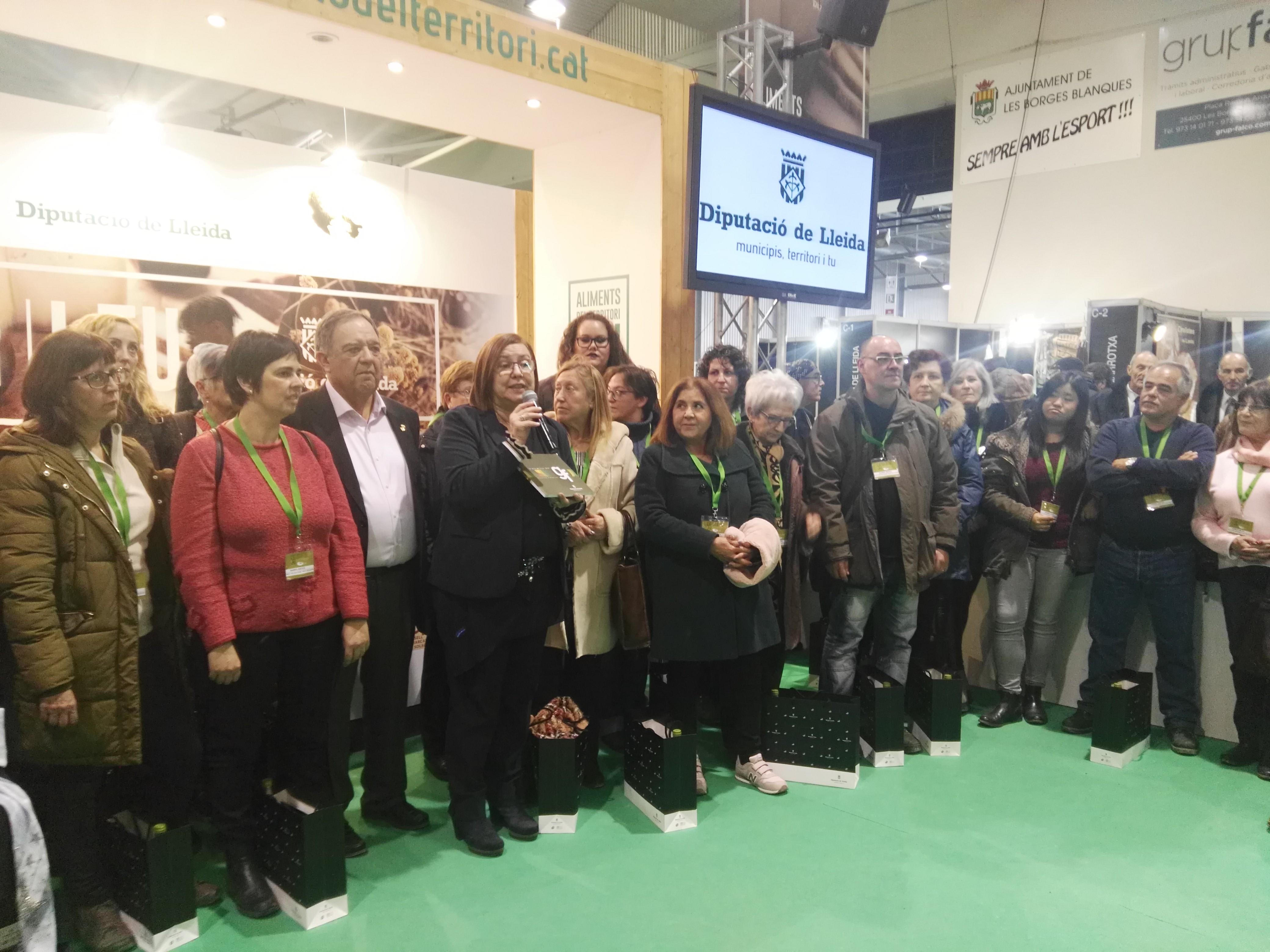 Les Borges signa un conveni amb 30 municipis per dinamitzar el comerç, la cultura i el turisme