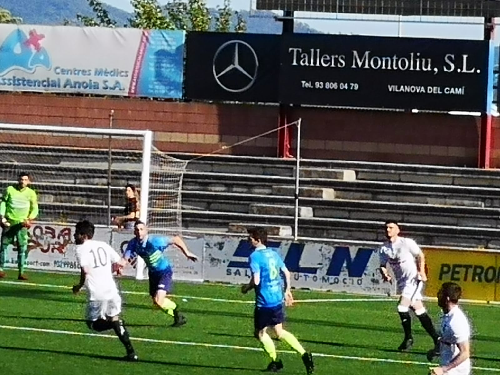 Crònica CF Igualada (2) – FC Borges (1)