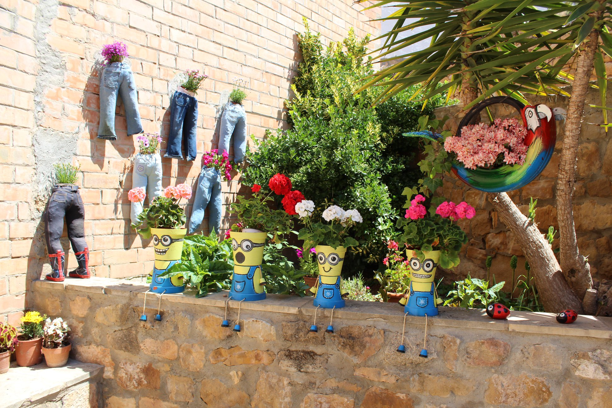 Arriba la tercera edició de 'Les Garrigues en Flor', concurs per embellir els pobles de la comarca