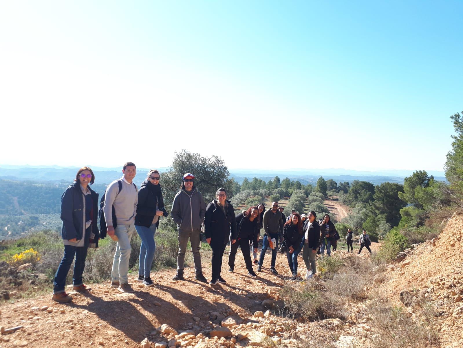 Alumnes del CETT-UB presenten una proposta de turisme per afavorir el desenvolupament de les Garrigues Altes