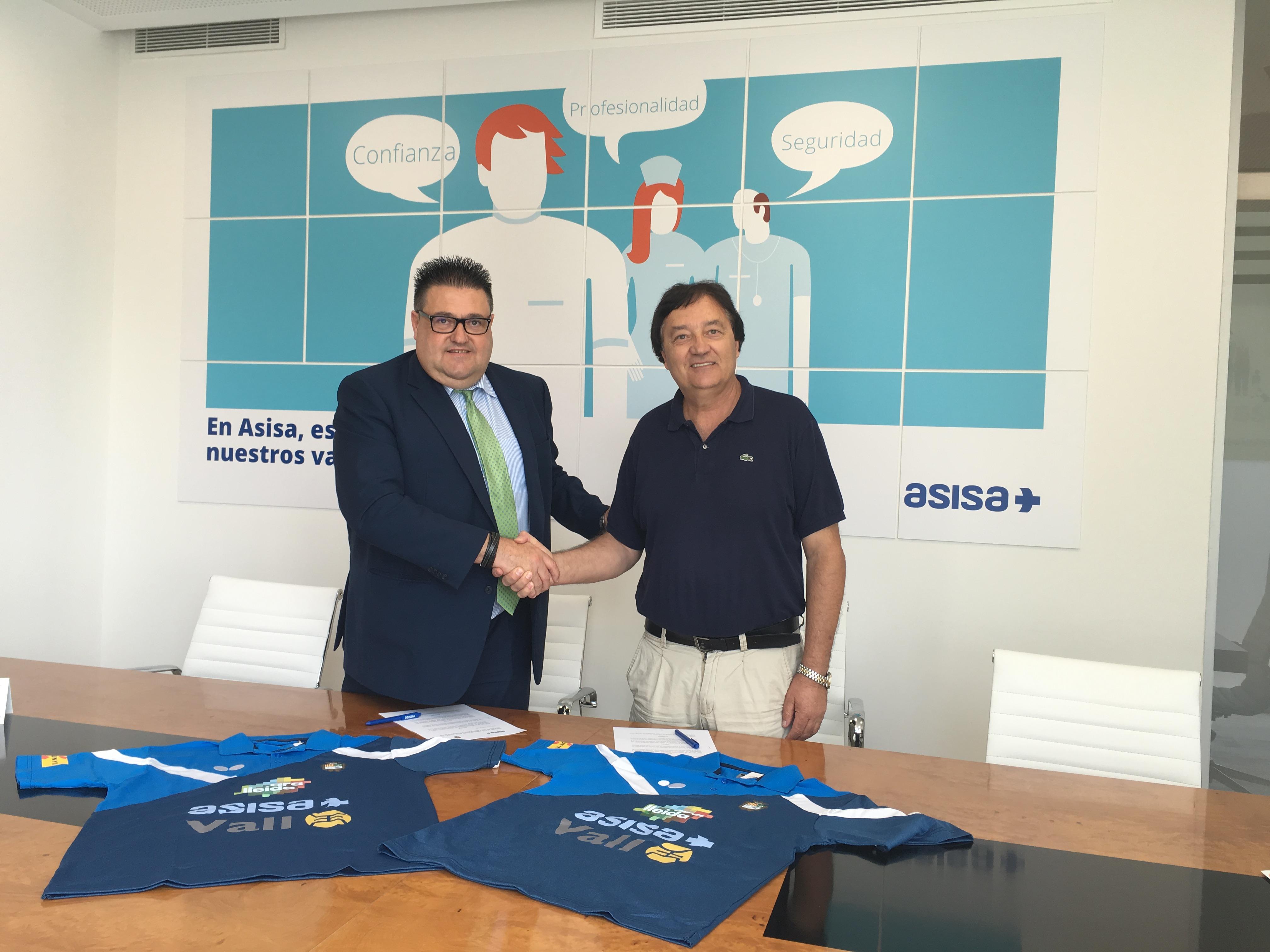 ASISA, nou patrocinador del Borges de Superdivisió