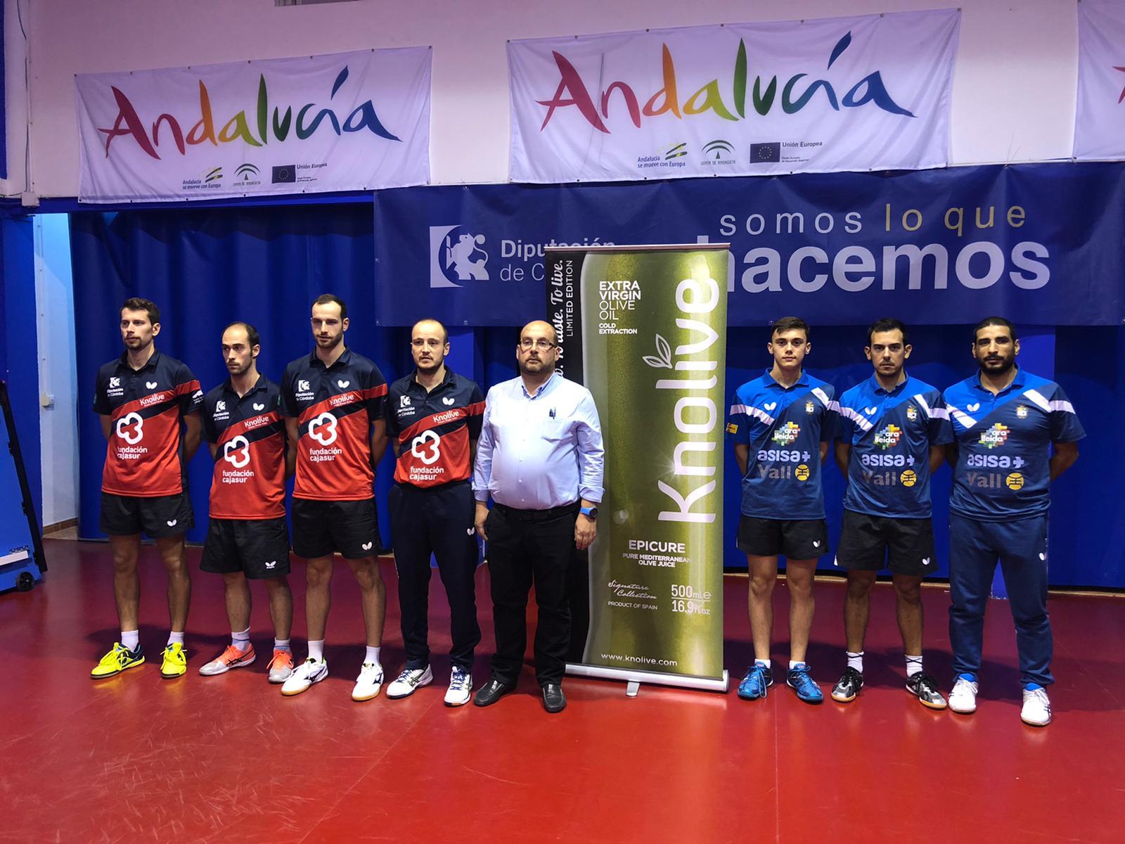 Derrota de l'ASISA Borges Vall al camp del Cajasur Priego per 4-1