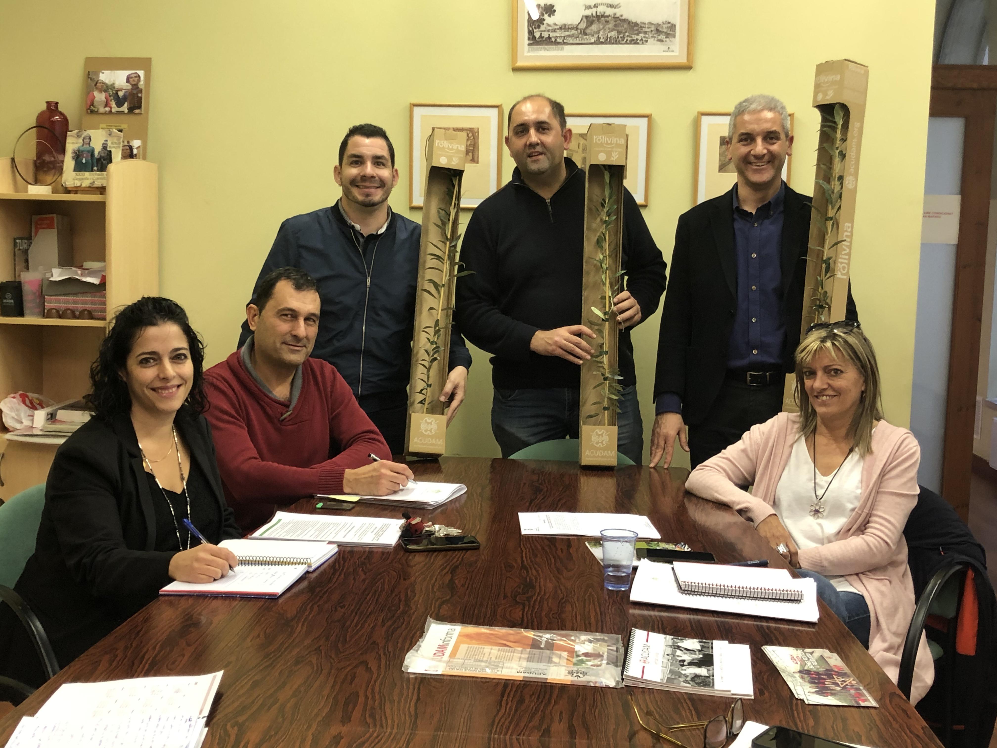 La 57a Fira de l'Oli i les Garrigues permetrà apadrinar oliveres als municipis afectats pels incendis i els aiguats d'aquest 2019