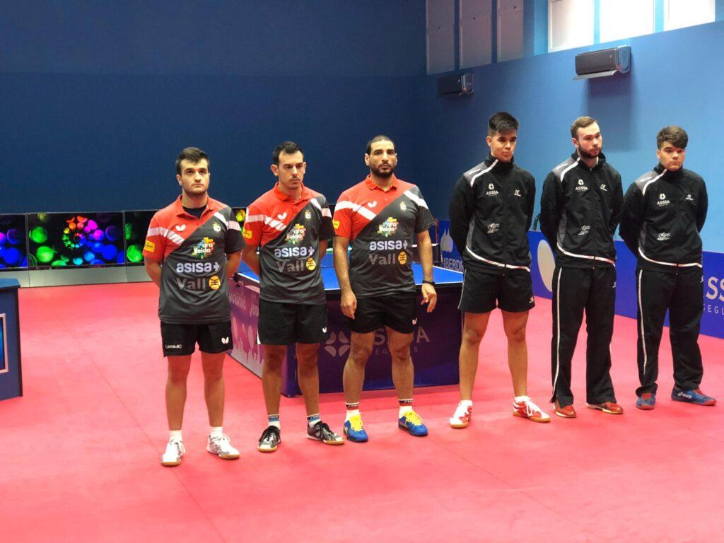 Victòria de l'ASISA Borges Vall davant el ASSSA Alicante TM per 0-4