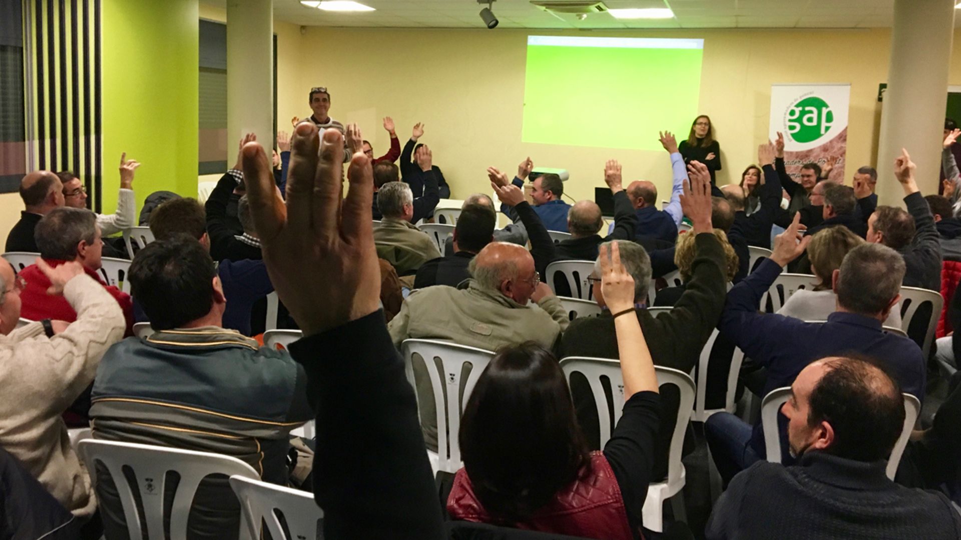 Els socis del GAP aproven en assemblea la creació de la Fundació Ara Garrigues