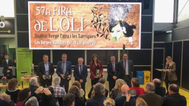 Laura Borràs inaugura la Fira (2)