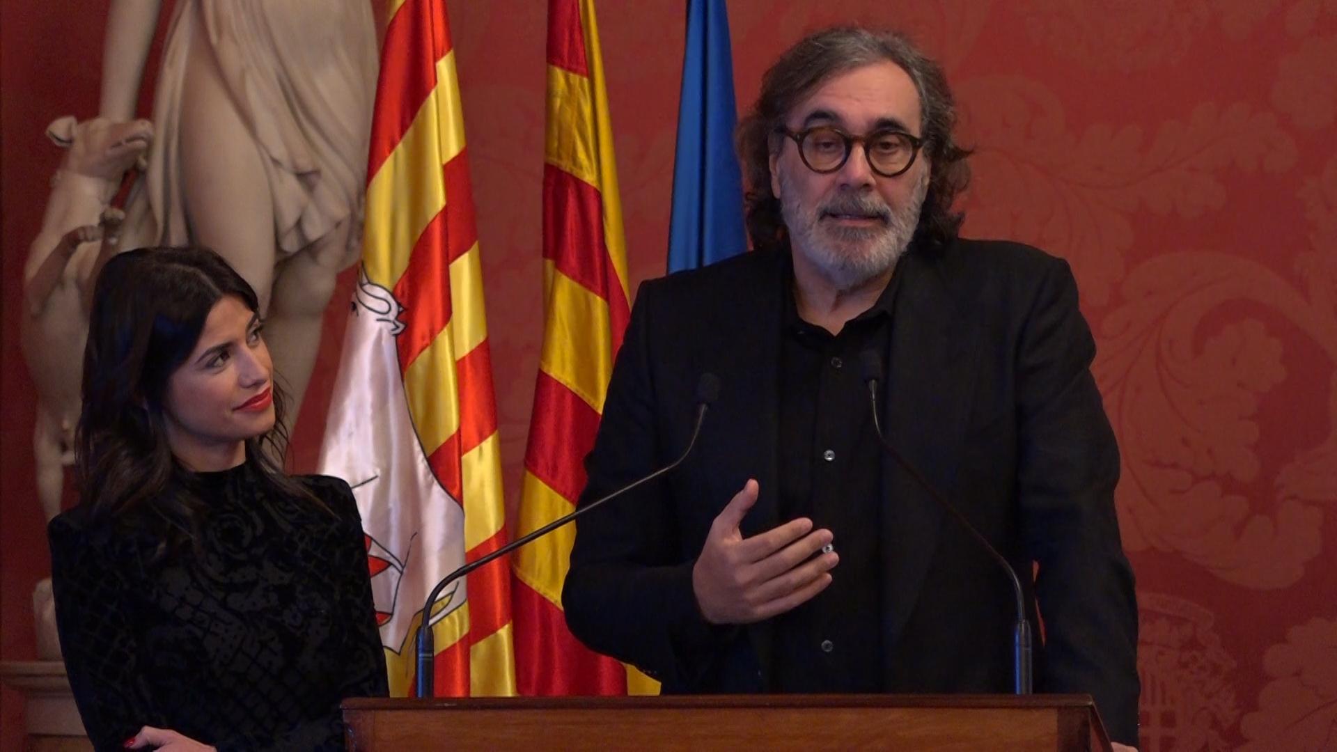 Tatxo Benet i Ares Teixidó seran els primers ambaixadors de l'Oli de Qualitat de Catalunya