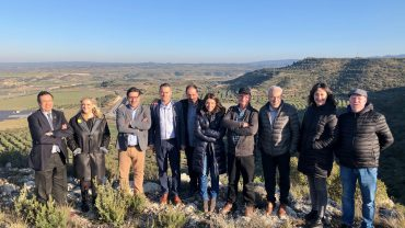 La consellera Budó visita el reg del Segarra-Garrigues a les Borges2