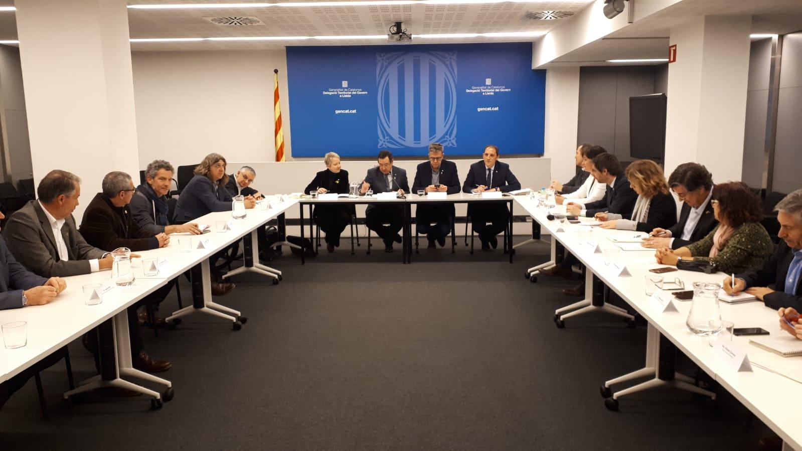 La Generalitat destina fins ara 8,8 milions d'euros a la reparació dels danys provocats per la llevantada