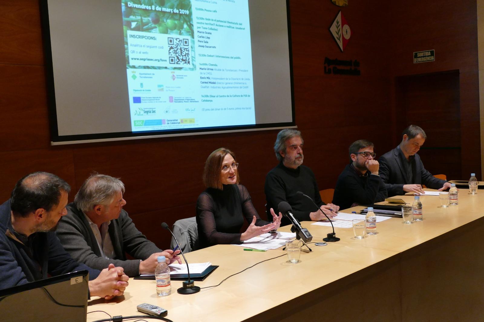 Quatre experts en màrqueting, comunicació i turisme, protagonistes del II 'Fòrum Verge Extra: Oli i Territori'