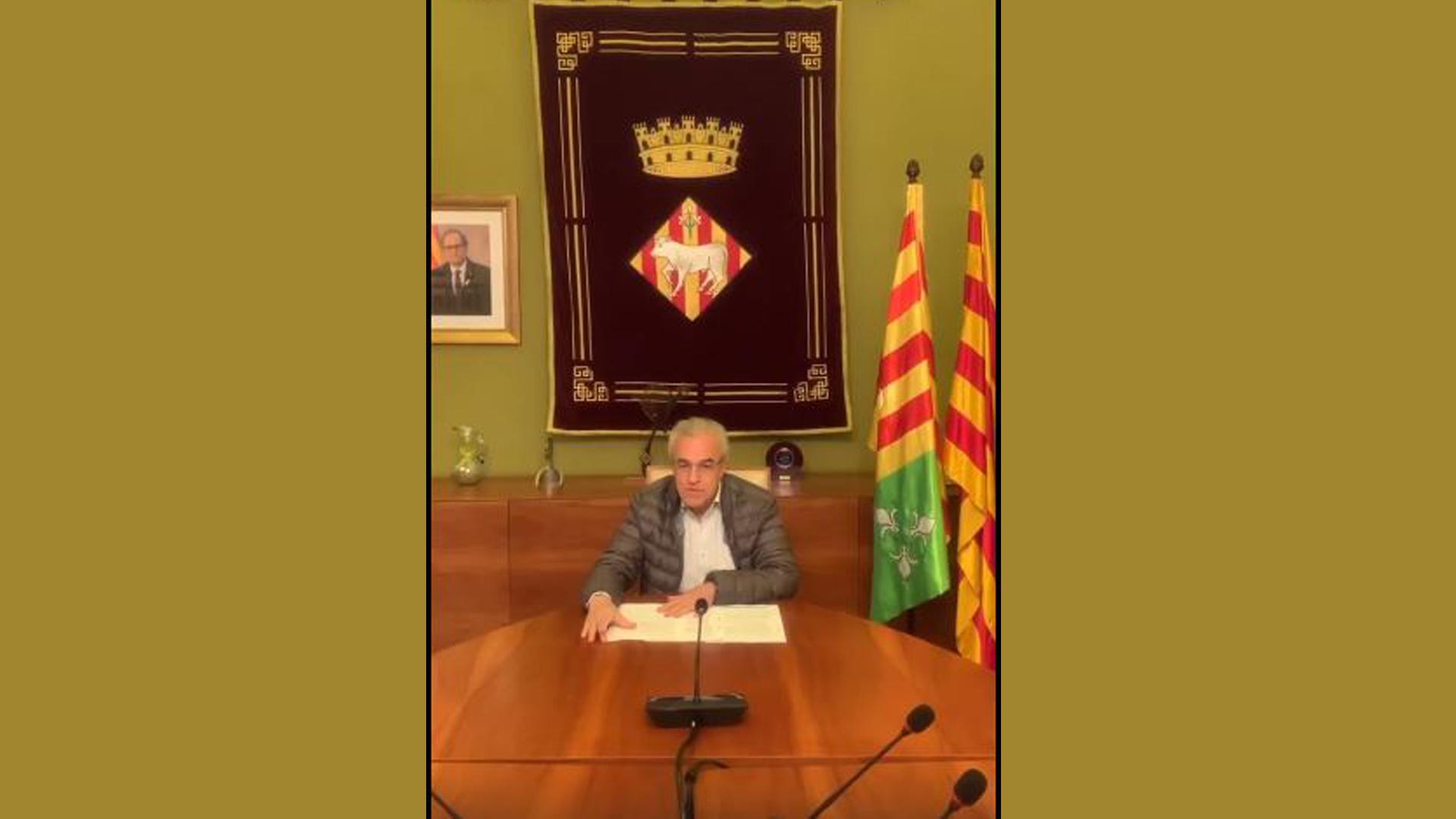 L'Ajuntament de les Borges crea un comitè d'emergències per a prevenir possibles contagis per coronavirus