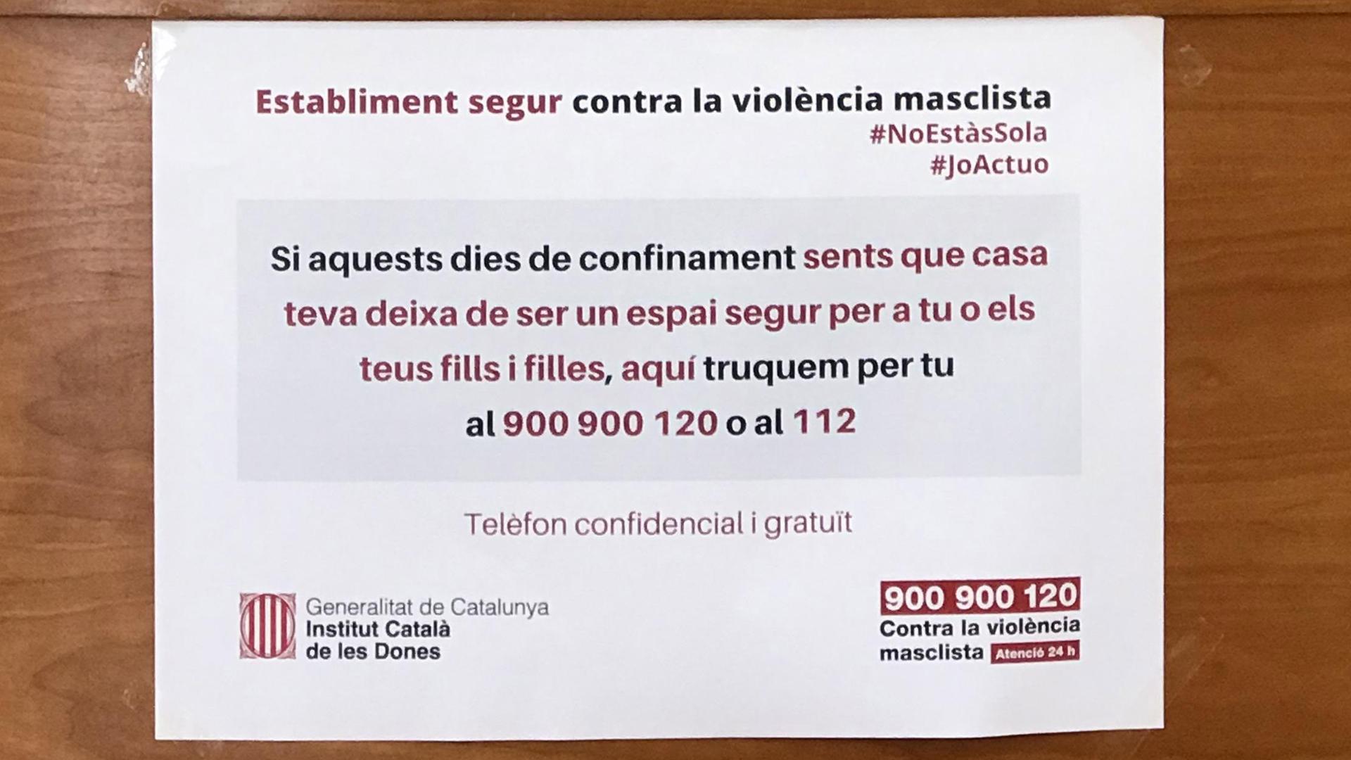 El Consell Comarcal de les Garrigues presta servei psicològic i jurídic a les víctimes de violència masclista en situació de confinament