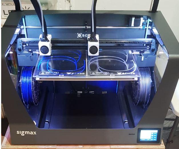 Talma inicia una campanya de micromecenatge per comprar una impressora 3D i material sanitari