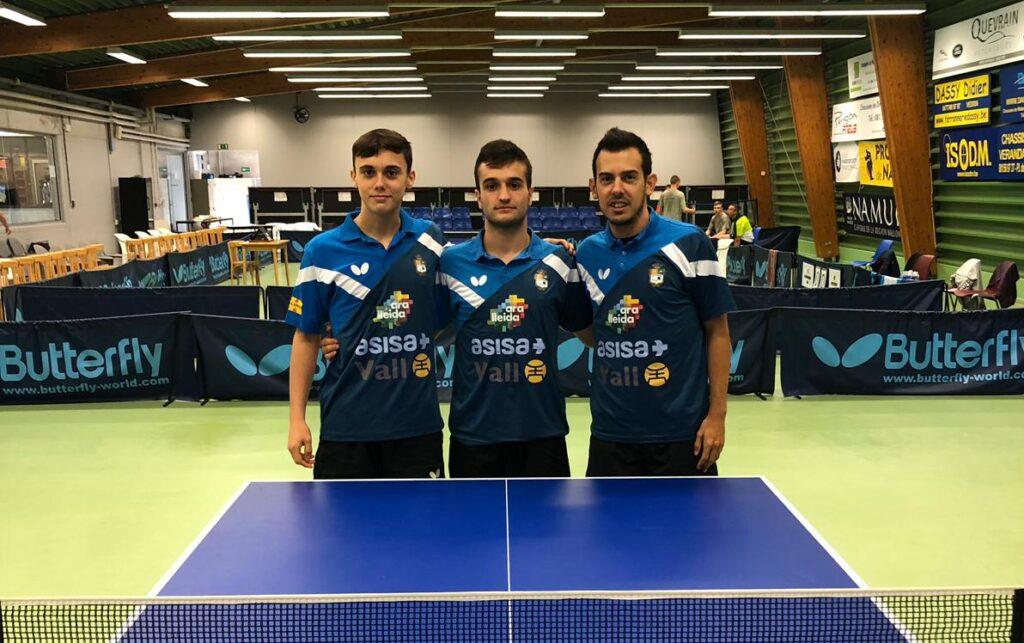 L'ASISA Borges Vall afrontarà la nova temporada amb tres jugadors catalans