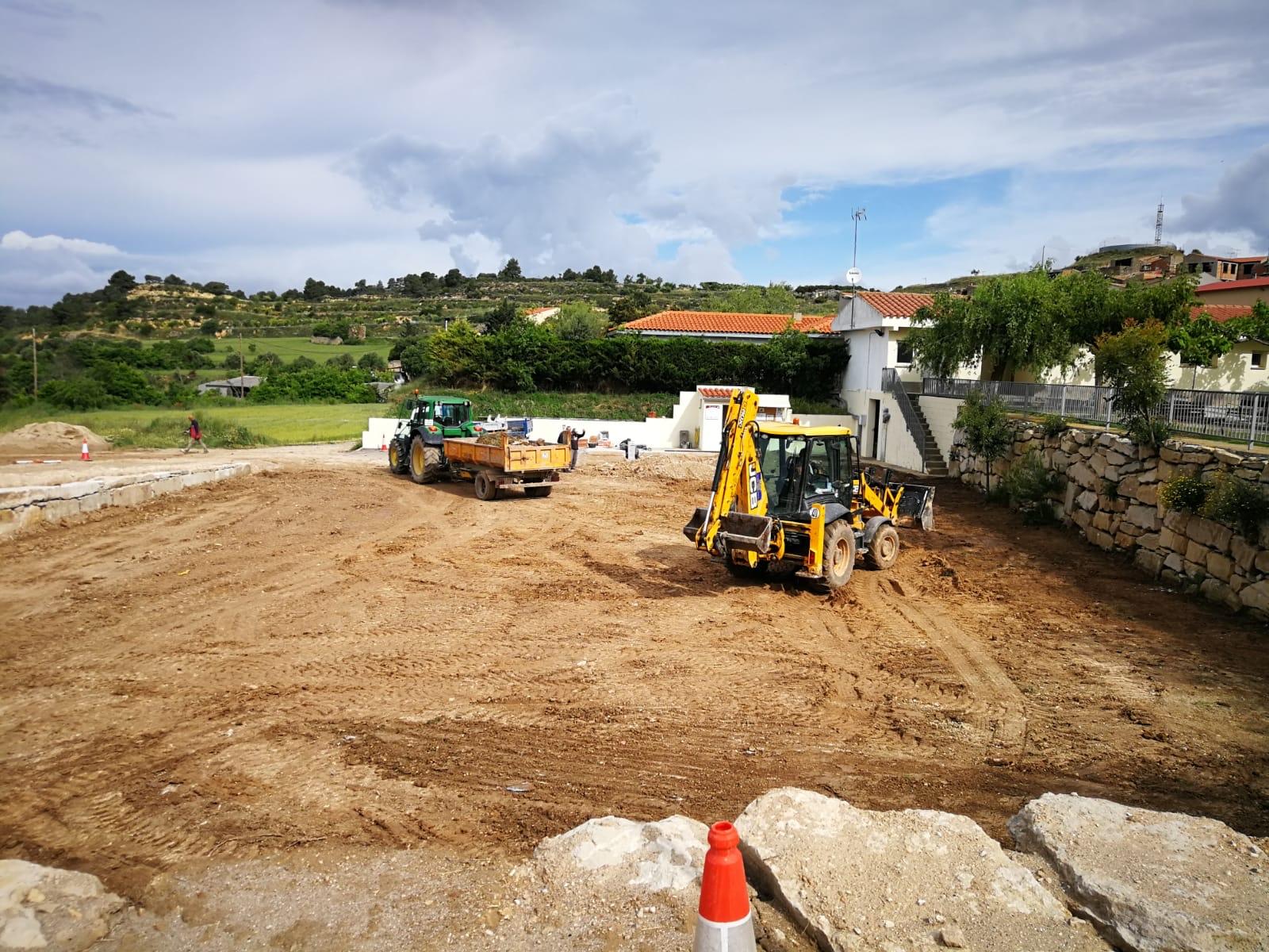 Fulleda inverteix 45.000€ en infraestructures turístiques i equipaments