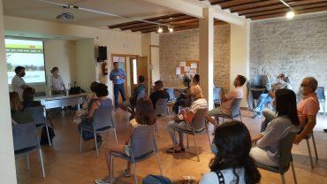 20200723_Cloenda curs allotjaments_CC Garrigues_Foto