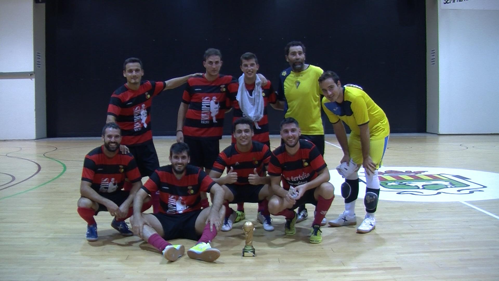 El FS Borges guanya el Primer Trofeu Vila de Borges