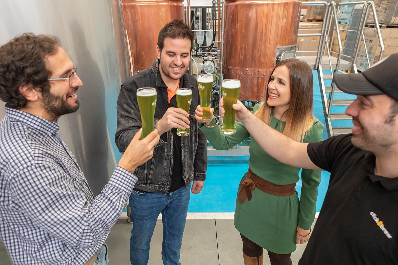 El Centre de l'oli de la Granadella organitza una presentació i tast de l'OLIBA Green Beer