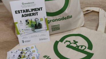 Foto Granadeuros i bossa