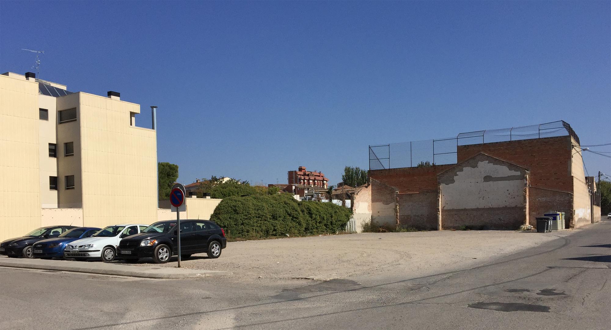 Les Borges aprova l'acta de recepció del projecte del futur teatre municipal polivalent