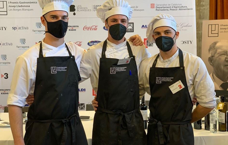 L'Institut Escola d'Hostaleria i Turisme de Girona acull la 1a de les quatre semifinals dels Premis Gastronòmics Josep Lladonosa
