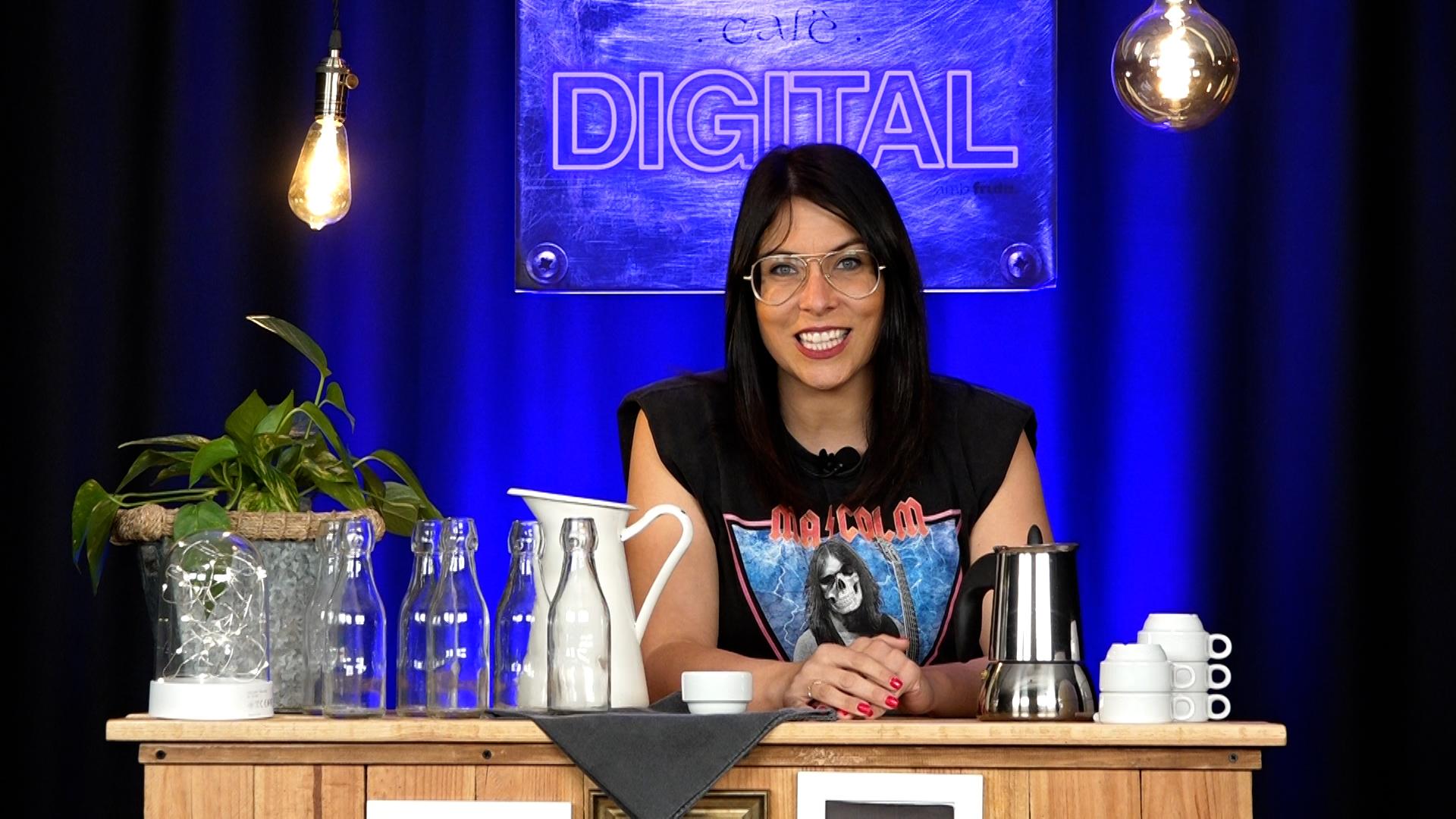 Cafè digital amb Frida. 3er capítol