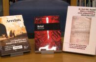 La Biblioteca Marquès d'Olivart de les Borges Blanques presenta les novetats literàries d'autors locals, per aquest #SantJordi2021