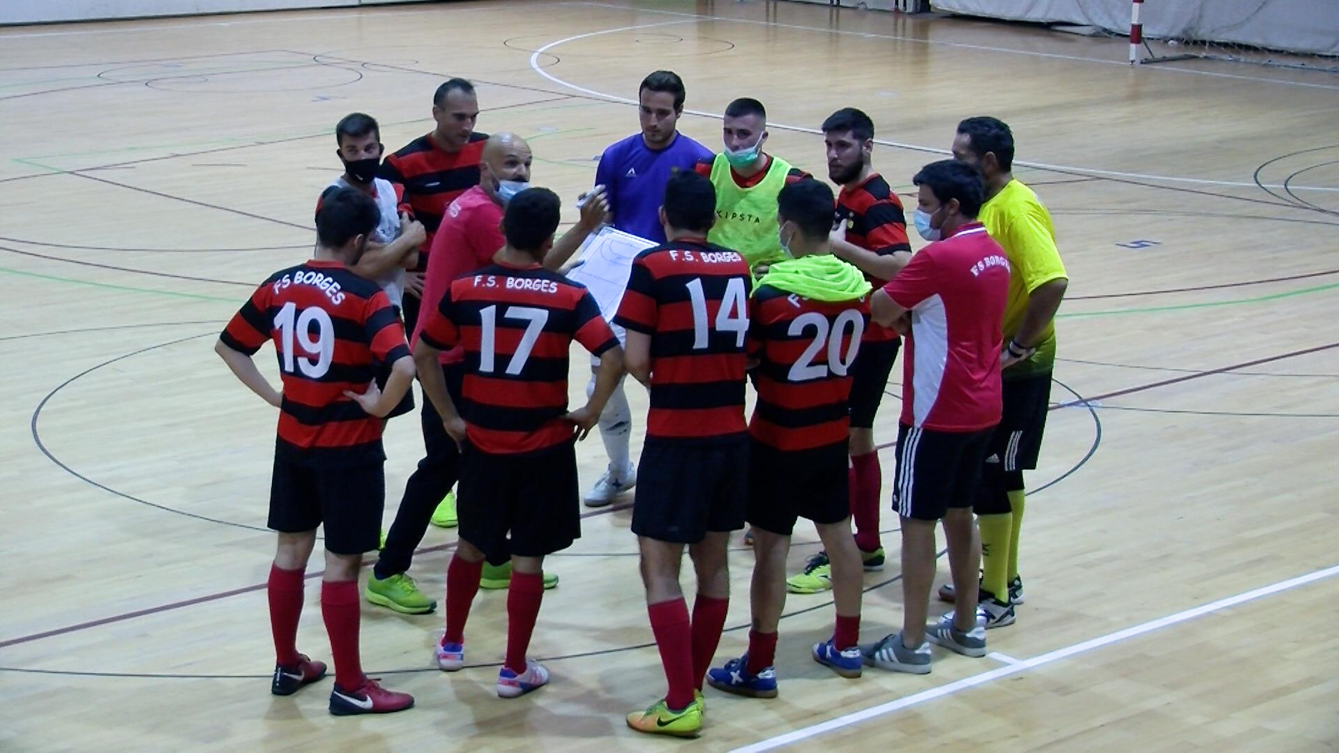 FS Borges (3) – CFS Pardinyes (2)