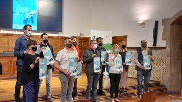 La presentació de la campanya a la Diputació de Lleida