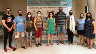 El sorteig de les experiències turístiques a les Borges2